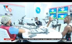 #LIVE:   SPORTS ARENA NDANI YA 88.9 WASAFI FM  - FEBRUARY 13. 2020