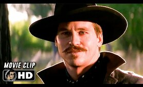 TOMBSTONE Clip - I'm Your Huckleberry (1993) Val Kilmer