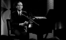 Tom Lehrer - National Brotherhood Week - with intro