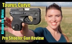 Taurus Curve - Is It Terrible? | Pro Shooter Gun Review