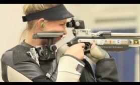 Brooklyn Park sharpshooter an Olympic hopeful