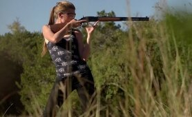 NRA All Access Web Clip - Kirsten Joy Weiss: Trick Shooter