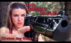 The Desert Eagle - HUGE Pistol - Trigger Happy Tuesdays Ep. 4