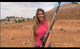 Invisible Eraser - Trick Shot - Rifle - Kirsten Joy Weiss