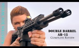 New! DOUBLE BARREL AR | Complete Review | Double Firepower, Double Fun