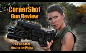 CornerShot - THIS GUN Shoots Around Corners?! | Pro Shooter Gun Review