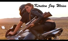 The Girl, The Gun, and The Motorcycle - Trick Shot Premiere  - Kirsten Joy Weiss