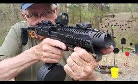 Full Auto Glock Carbine