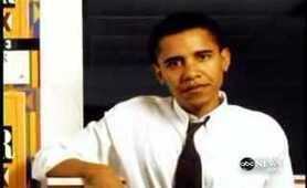 Barack Obama on ABC World News Tonight