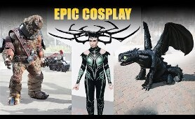 100 Characters Who Are Impossible To Cosplay But Fans Still Pulled Off - Epic Cosplay builds 2019