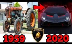 Lamborghini Evolution (1959 - 2020) // Lamborghini History