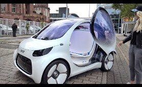The Smartest Smart Car!