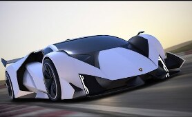 Top 19 BEST Lamborghini Concept Cars