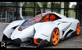 Why The New Lamborghini Cost $117 Million Dollars!
