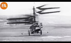 The First Flying Machines - Failures and Mishaps