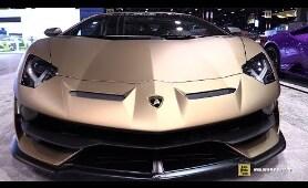 2020 Lamborghini Aventador SVJ - Walkaround - 2020 Chicago Auto Show