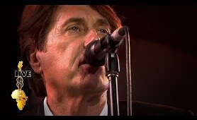 Roxy Music - Do The Strand (Live 8 2005)