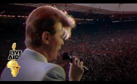 David Bowie - Rebel Rebel (Live Aid 1985)