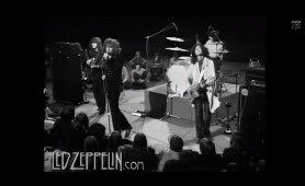 Led Zeppelin - How Many More Times (Danish TV 1969)