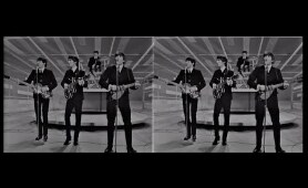 THE BEATLES - I Saw Her Standing There - The Ed Sullivan Show February 9th 1964 - First US Apperance